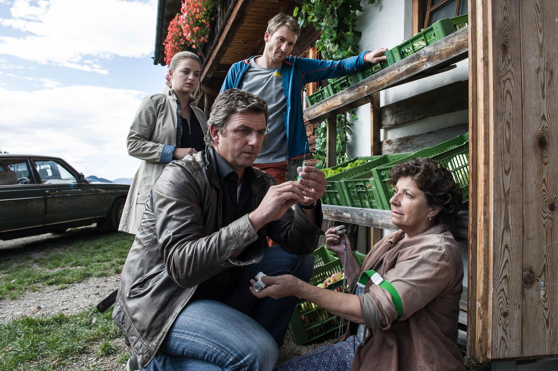 Ronja Forcher ,Heiko Ruprecht,Hans Sigl,Monika Baumgartner