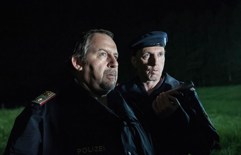 Wolf Bachofner,Rainer Egger