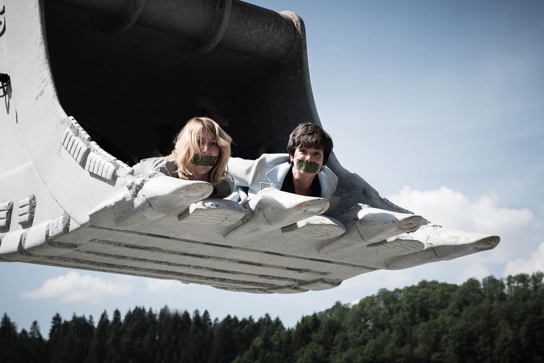 Katharina Stemberger,Julia Jelinek